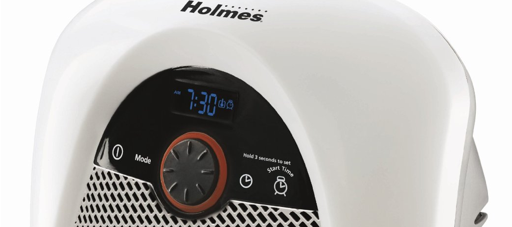 Holmes bathroom heater